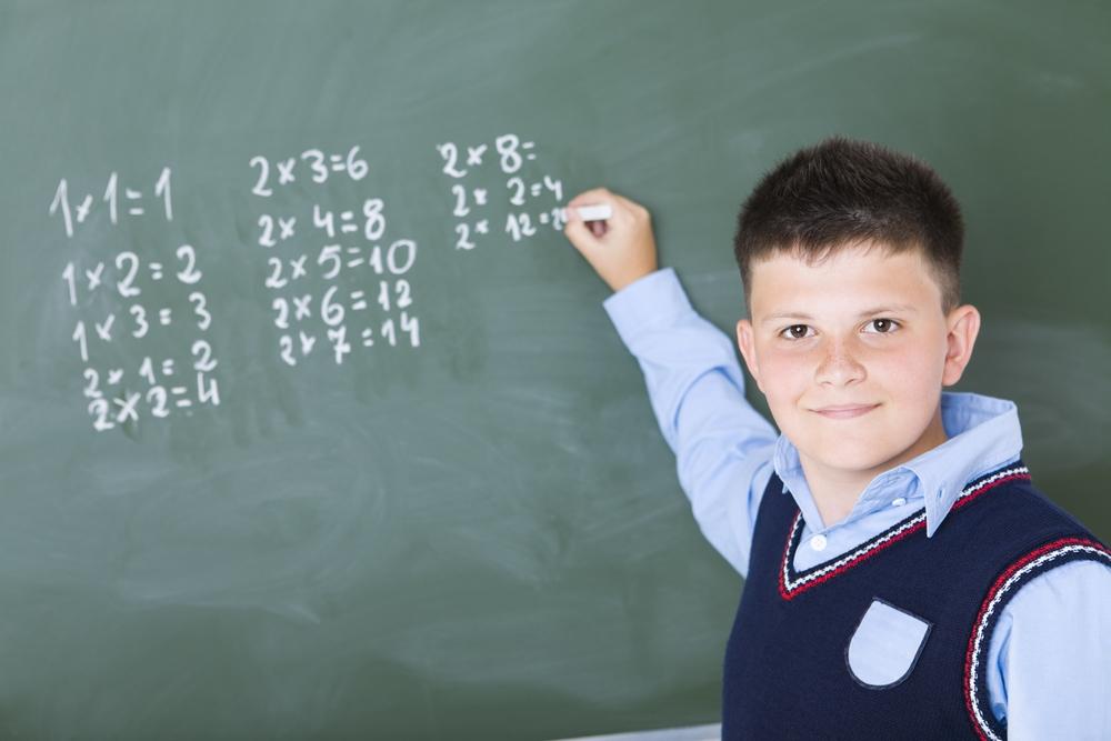 Third-Grade Math Help to Conquer Division