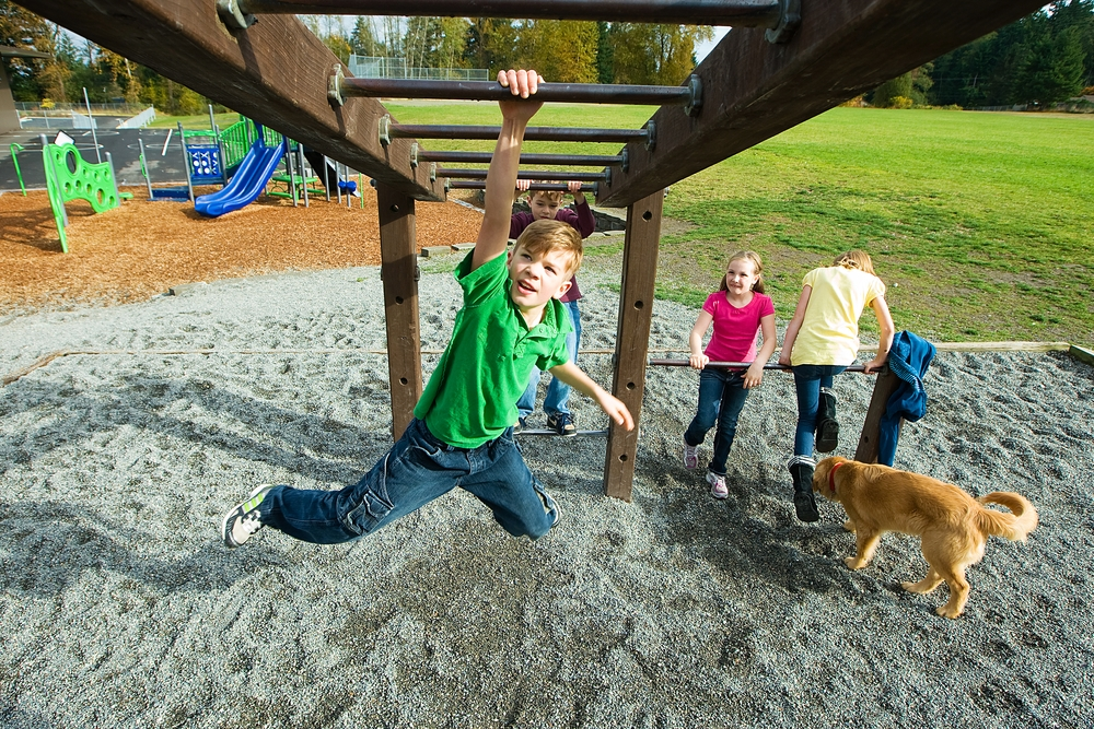 Multiplication Games to Play at the Park