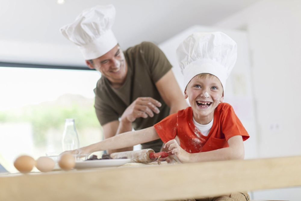 Four 2nd Grade Math Games to Play While Cooking with Your Child