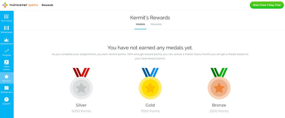 Thinkster Rewards