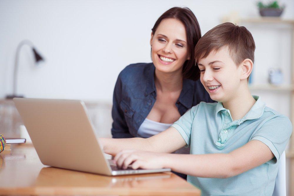 online math tutoring app computer
