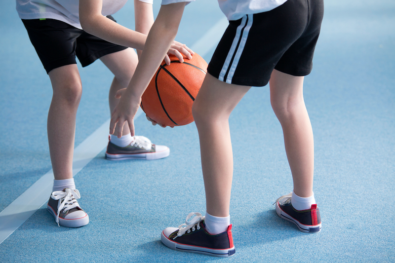Extracurricular Activities for Kids | Basketball | Thinkster Math