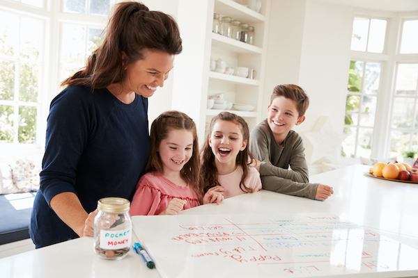 Teaching Children Healthy Habits | Thinkster Math