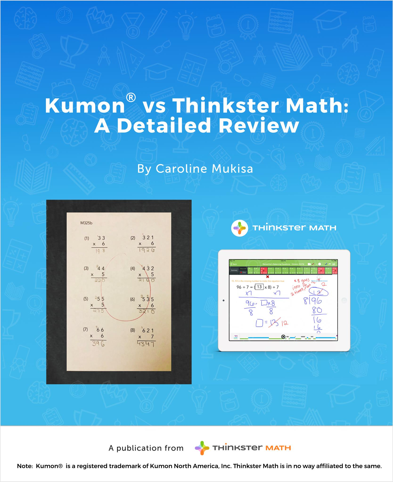 Resource Center | Math Help and Tutoring Guides from Thinkster Math