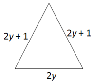 7th Grade Math Worksheet triangle